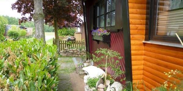 Ferienhaus Außenansicht Bild 1