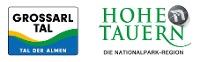 Logo Tourismusverband Großarltal - Ferienregion Nationalpark Hohe Tauern
