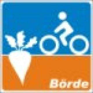 Logo Börde-Radweg