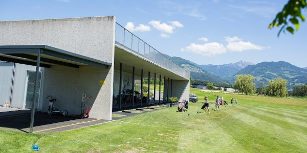 Driving Range, Golfclub Montfort, Rankweil