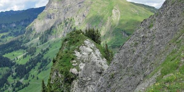 Kreuzle - old pass