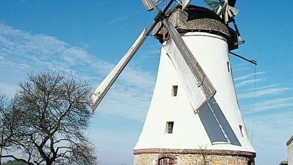 Die Lechtinger Mühle.