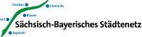 Logo Saechsisch-Bayerisches Staedtenetz