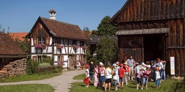 Schwäbsiches Bauernhofmuseum Illerbeuren