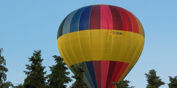 Segelflugplatz Ballon