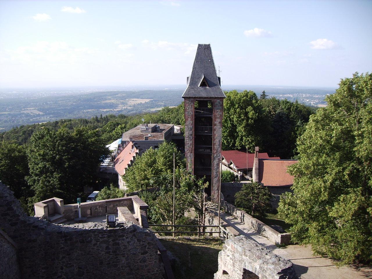Krimidinner Burg Frankenstein