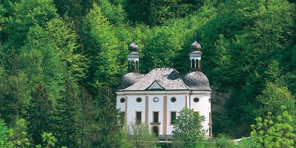Wallfahrtskirche Maria Kunterweg in Ramsau