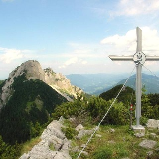 Gipfel Stumpfmauer