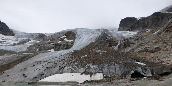 Illsprung und Gletscher