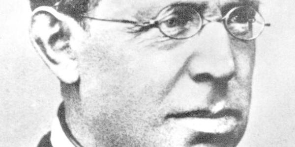 Gletscherpfarrer Franz Senn