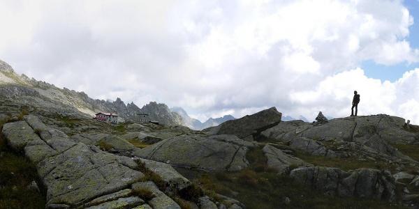 Trekking al Rifugio Segantini.
