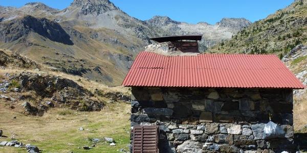 Refugio de Labaza