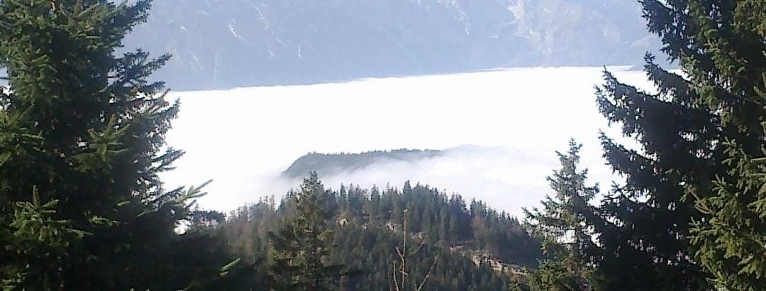 Herbstwanderung auf den Trattberg