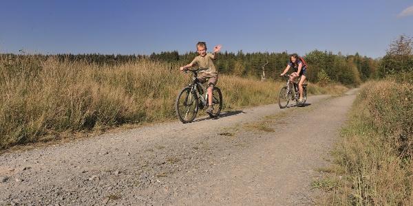 Kids on Tour Hohes Venn
