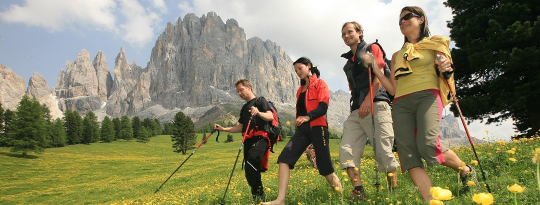 The 10 best Hikes in South Tyrol