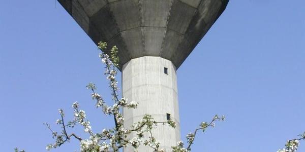 Wasserturm in Gerstetten.