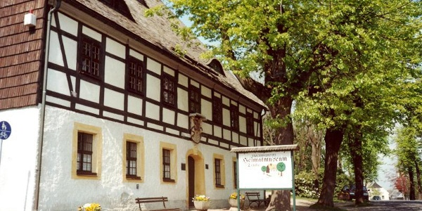 "Heimatmuseum ""Hospital zu St.Johannis"" Sayda"