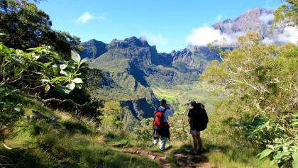 Wandern im Mafate Talkessel - La Réunion
