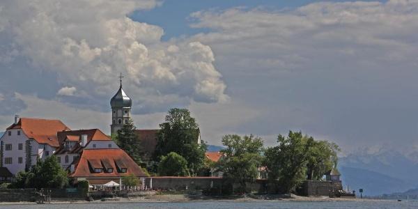 Kirche St. Georg in Wasserburg