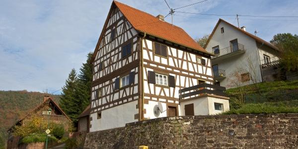 Ortsmitte von Hirschthal