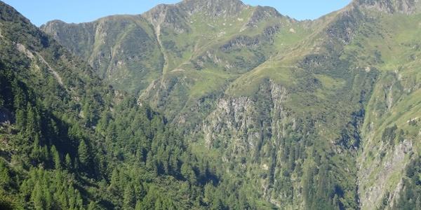 Kronhofgraben mit Köderhöhe