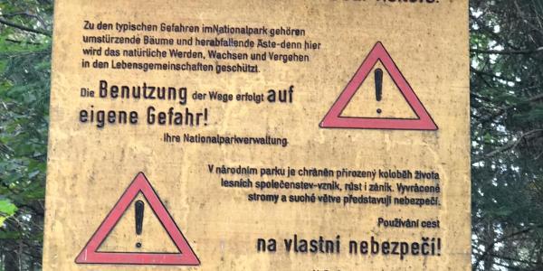 Warnhinweise