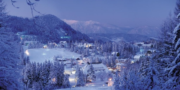 Semmering im Winter