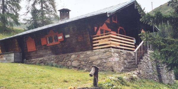 Nauderer Hütte