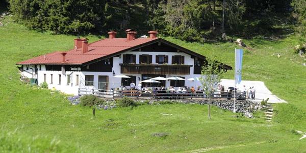 Traunsteiner Skihütte