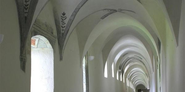 Kreuzgang des ehemaligen Kartäuserklosters