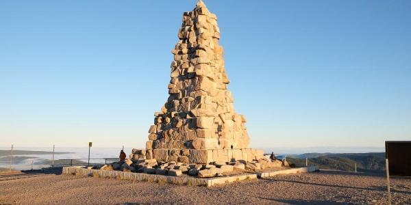 Bismarck-Denkmal auf dem Seebuck