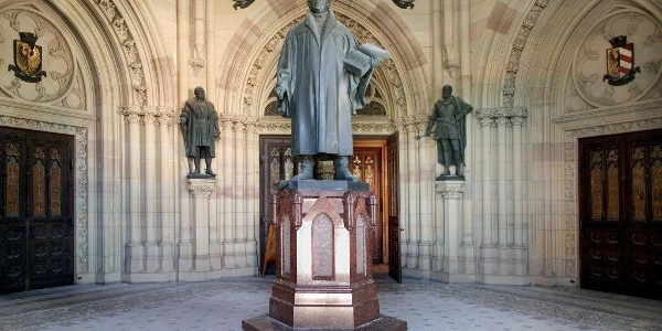 Luther Statue © Evang. Landeskirche