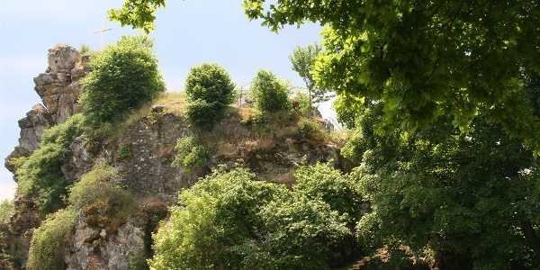 Burgruine Hunolstein