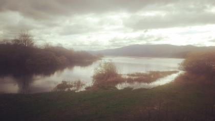 Cerkniško Jezero near Dolenje Jezero