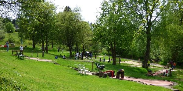 Minigolfpark Kienberg Freudenstadt