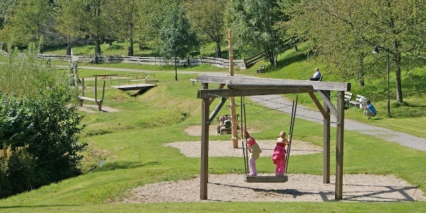 Kurpark-Spielmeile