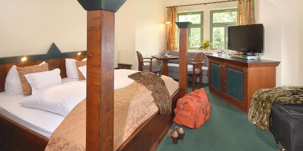 Beispiel: Premium Doppelzimmer