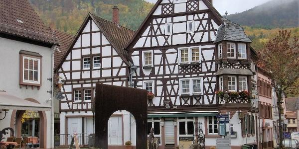 Marktplatz in Annweiler