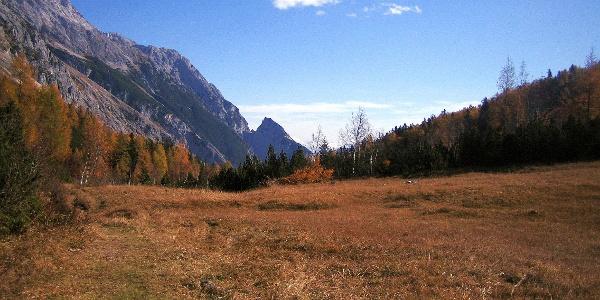 Issanger Herbst