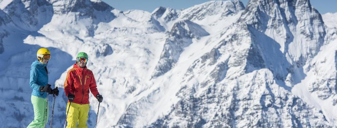 Skifahren in Oberösterreich