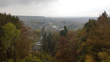 uitzicht vanaf de uitkijktoren bij Hotton