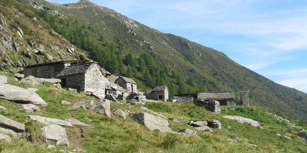 Capanna Alpe Nimi