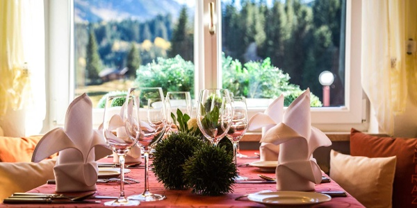 Alpenhotel Küren Panormablick inklusive