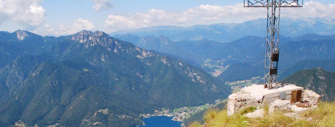 Bergsteigen am Gardasee