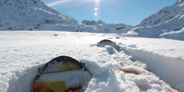 Bei Plidutscha ins Val Maighels hinein