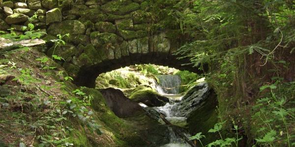 Edelfrauengrab-Wasserfälle/ Romantisches Brückle