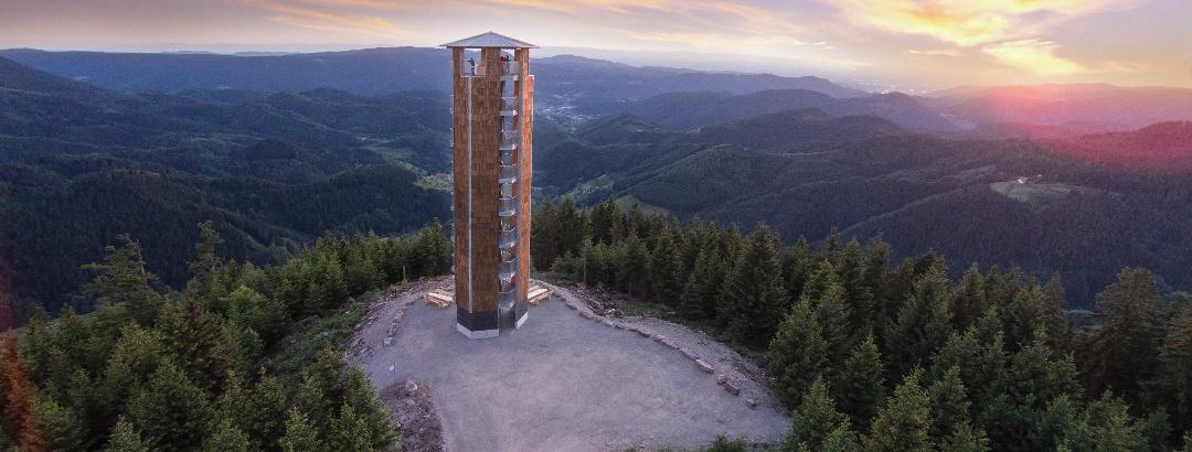 Buchkopfturm Oppenau
