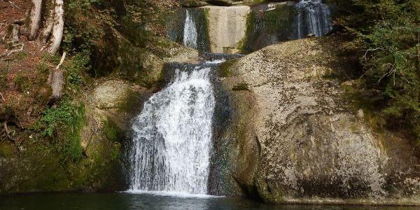 Eibele Wasserfälle