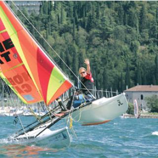Sailing Du Lac Surfsegnana