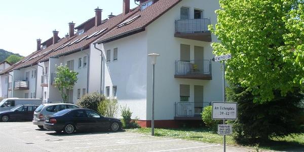 Hausansicht Eichenplatz 39-41